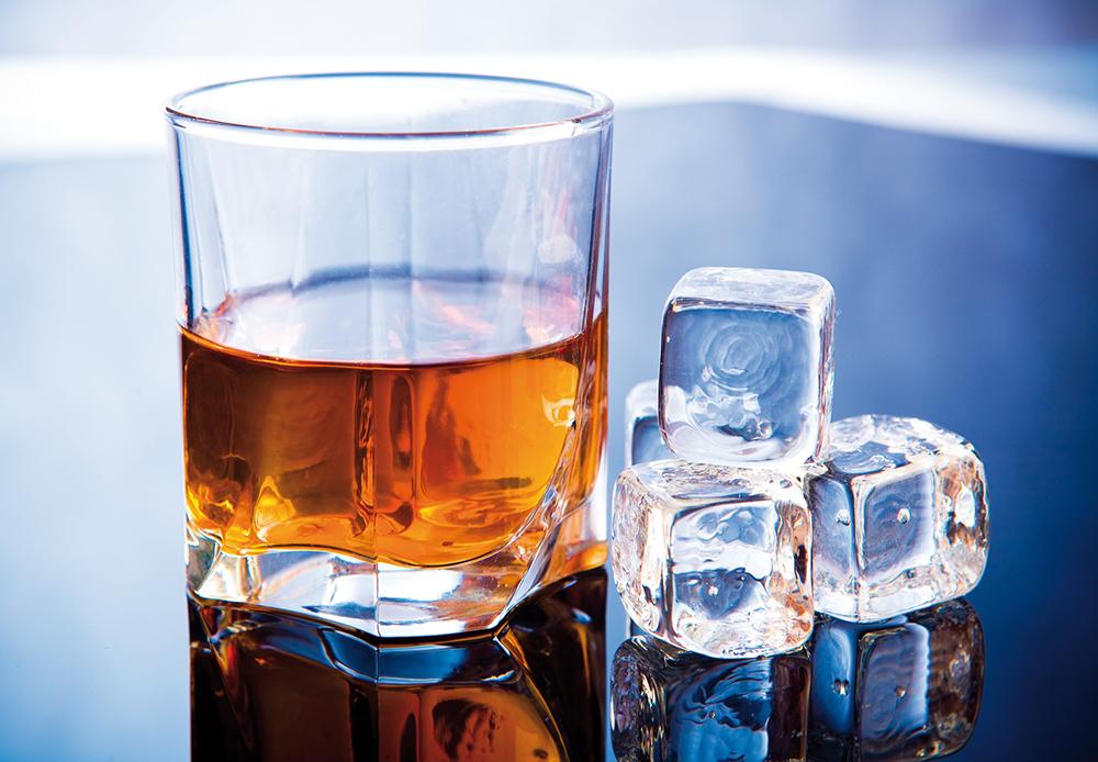 Wyskey Glas