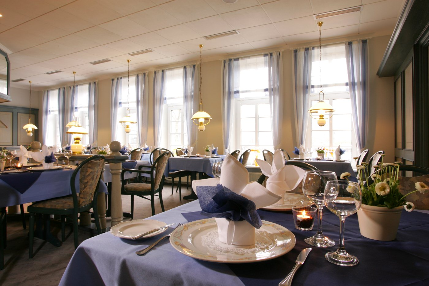 Wikingerhof Kropp Restaurant