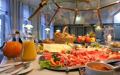 Wikingerhof Frühstück